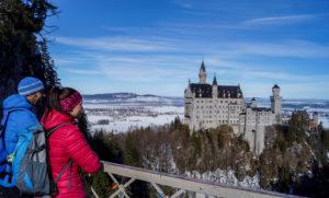 Bind Winterlandschaft Schwangau Winterwandern