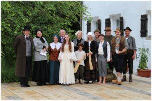 Foto Theatergruppe