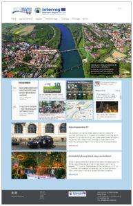 Screenshot Website STS Braunau Simbach