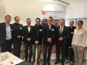 TeilnehmerInnen der Fokusgruppe in Passau